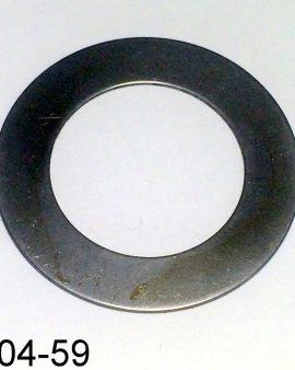 T5 Input Pocket Thrust Bearing Washer, T1104-59