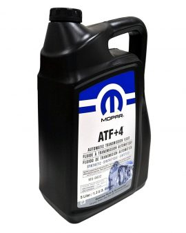 1 X ATF+4 MOPAR Chrysler Jeep Dodge Automatic Transmission Fluid GENUINE OEM