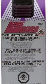 Lubegard Power Steering Fluid Protectant With Lxe Technology 4 Fl Oz Enhancer !