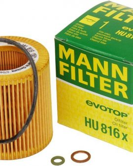 1 X Oil Filter Mann-filter  Metal-free On Sale Now ! Oem ! Hu  816x Mannfilter