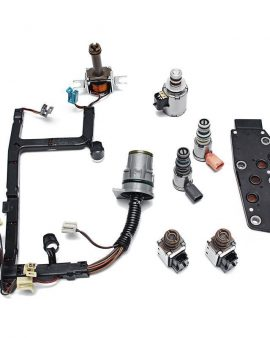 4l60e 4l65e Shift Solenoid Master Kit Combo Oem 8 Pc 1996-2002 Chevy Corvette