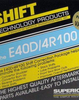 Superior KE4OD-V Ford E4OD 4R100 Transmission Shift Correction Kit& BOOST VALVE!