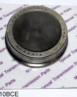 Np535 T5 World Class Front Counter Shaft Bearing Cup, Lm67010bce