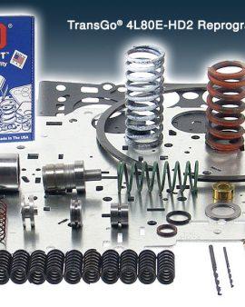 Transgo Transmission Reprograming Shift Kit 4l80e Chevrolet 1991-09 Sk 4l80e-hd2