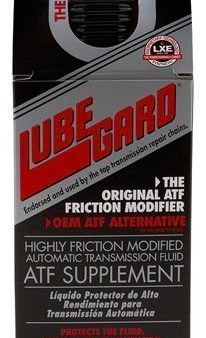 Lubegard Black Highly Friction Modified Atf Hfm-atf Supplement & Lxe® Technology