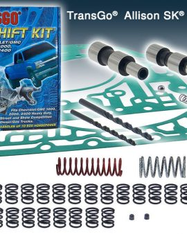 Transgo Allison 1000-2400 Transmission Heavy Duty Shift Kit 2001-04 Allison Sk