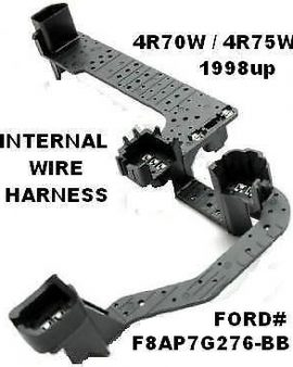 Ford 4r70w Transmission Internal Hard Wire Harness Fits  1998-2008 – Best Price!