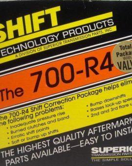 Superior K700-r4-v Transmission Shift Correction Kit 700r4 4l60 700& Boost Valve