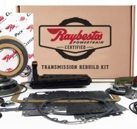 FORD 4R100 TRANSMISSION SUPER MASTER KIT- REBUILD KIT 1998 & UP & SOLENOID BLOCK