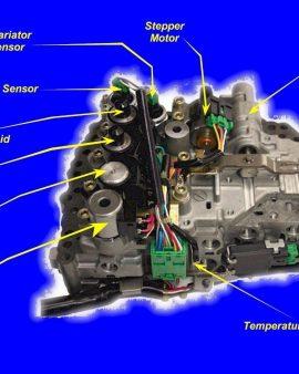 Cvt Jf010e-re0f09a-9b Transmission Valve Body Fits Nissan Murano-altima-sentra