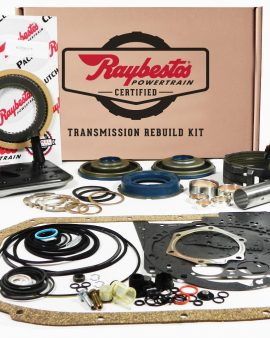 4l80e Raybestos Transmission Super Banner Kit – Rebuild Kit Less Steel 1997 & Up