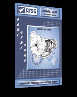 Chrysler 46re Atsg Transmission Manual-handbook-repair Guide Book-best Price