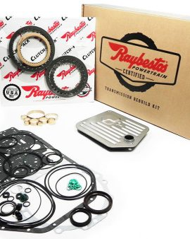 Zf 5hp24 Bmw Rover Raybestos Transmission Rebuilt Kit&steel Module&f Seal1995-06