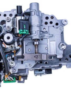 Cft-30 Cvt Valve Body Tested & All Solenoids & Tcm & Connector Ford Fivehundred
