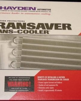 Hayden Transaver Transmission Oil Cooler 1401 Oc-1401 100% Amazing Feedback