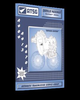 Chrysler A413 Atsg Transmission Manual-handbook-repair Guide Book-best Price