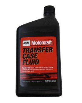 Genuine Ford Oem Motorcraft Transfer Case Fluid Xl-12  2 Quart Bottle
