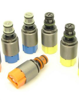 Bmw-audi-solenoid Kit – 6hp21/28 7 Piece Solenoid Setup-lifetime Guarantee-wow!