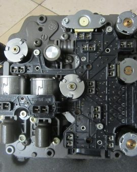 06 Hxu Jetta Dsg Mechatronics Complete Valve Body& Tcm Control Unit& Solenoid-