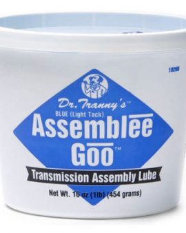 Transmission Assembly Lube Dr Tranny Assemblee Goo Blue -lubegard-save-wow!!