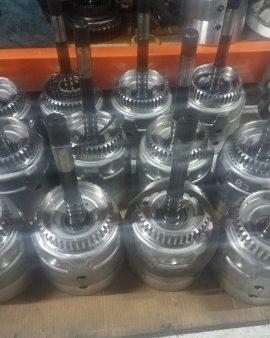 4l65e Aluminum Input Drum & Shaft  300mm Design Style & Sprag Loaded 12 Of Them!