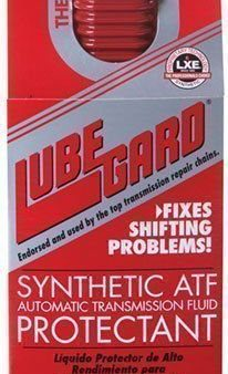 Lubegard Red Automatic Transmission Fluid (atf) Protectant With Lxe® Technology
