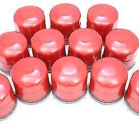 12 X Allison Tranny Filters 1000 2000 2400 Transmission Spin On Duramax Diesel !