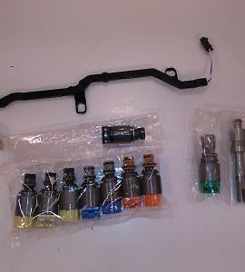 Bmw-audi Zf6hp21-6hp28-6hp19z-6hp34 Master Solenoid Setup-brand New-updated-wow!