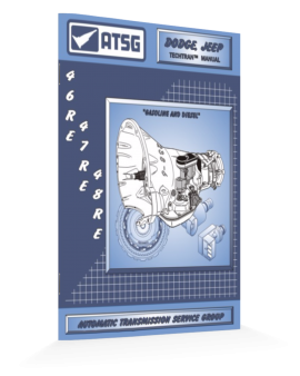 Chrysler 48re Atsg Transmission Manual-handbook-repair Guide Book-best Price-wow