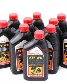 12 X Atf Ws Genuine Oem Lexus Toyota Scion Transmission Fluid – Oil 00289- Atfws