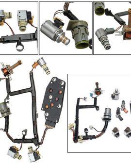 4l60e 4l65e Shift Solenoid Master Kit Combo Oem 8 Pc 2003-2008 Tahoe Colorado