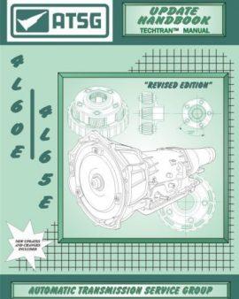 Gm Thm 4l60e Atsg Update Manual Repair Rebuild Transmission Guide Book Handbook