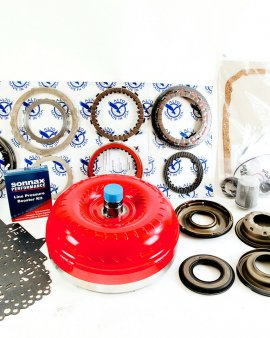 Ram 6.7l Transmission Master Rebuild Kit Alto Power Packs Billet Triple Disk Converter 68rfe Extreme Heavy Duty