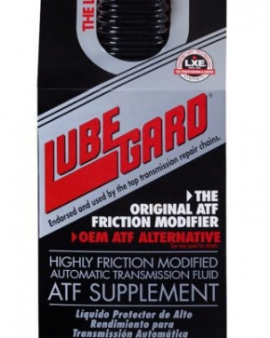Highly Friction Modified Atf (hfm-atf Supplement With Lxe® Technology Lubegard Black