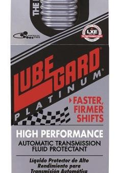 Platinum® High-performance Automatic Transmission Fluid Protectant Lubegard