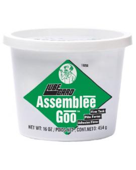 Lubegard Dr. Tranny 19250 Transmission Assemblee Lube Goo Green – 16 Oz. Firm Heavy Tack