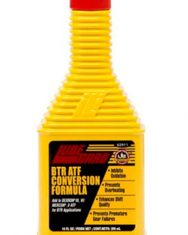 Btr Atf Conversion Formula With Lxe® Technology
