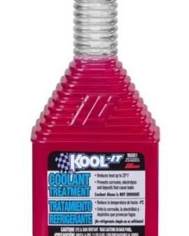 Kool-it™ Supreme Coolant Treatment Radiator Flush