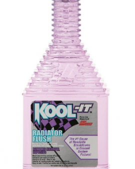Kool-it™ Radiator Flush Safe For All Cooling Systems Including Aluminum Radiators