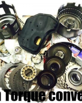 4l60e Master Rebuild Kit W/ Drum Raybestos High Energy Borg Warner Band And High Quality Converter 93-98