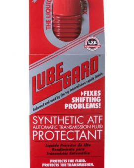 Automatic Transmission Fluid Protectant With Lxe® Technology Lubegard Red