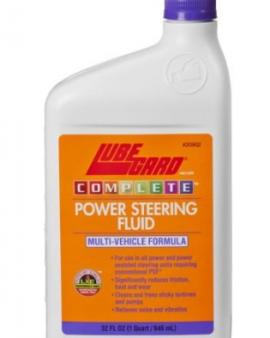 Lubegard 20902 Power Steering Fluid – 32 Oz. All 51-17 Usa