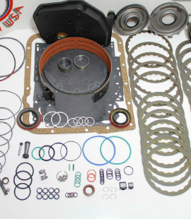 4l60e Alto Rebuild Kit Heavy Duty Heg Ls Kit Stage 3 1997-2000 Lifetime Guarantee On The Clutches With This Kit