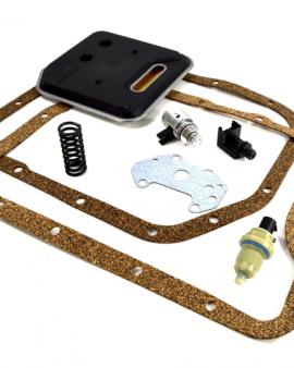 42re 46re 47re 48re Transmission Solenoid Sensor Kit 2000 & Up Dodge Chrysler Jeep Brand New With Pan Gasket And Filter Service Kit