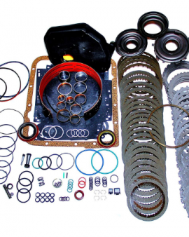 4l60e Transmission Rebuild Kit Heavy Duty Master Kit With 3-4 Alto Power-pack 1997-2003 High Performance