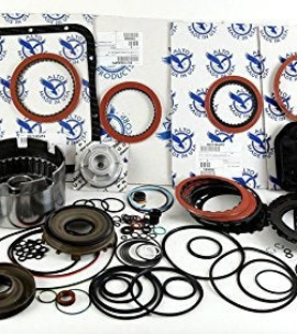 4l60e Master Rebuild Kit Alto Red Eagle Clutch Kolene Powerpack Drum Band 1997-2003